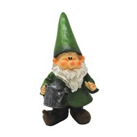 Woodland Wilf Waters The Plants Garden Gnome (B9448)