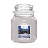 Yankee Candle Christmas Medium Jar - Candlelit Cabin (1623723E)