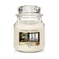 Yankee Candle Christmas Medium Jar - Surprise Snowfall (1629497E)
