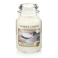 Yankee Candle Classic Large Jar - Baby Powder (1122150E)