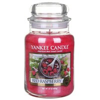 Yankee Candle Classic Large Jar - Red Raspberry (1323186E)