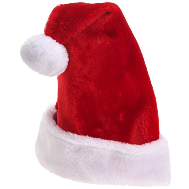 Christmas Hat.Koopman Deluxe Christmas Santa Hat Aaf510760