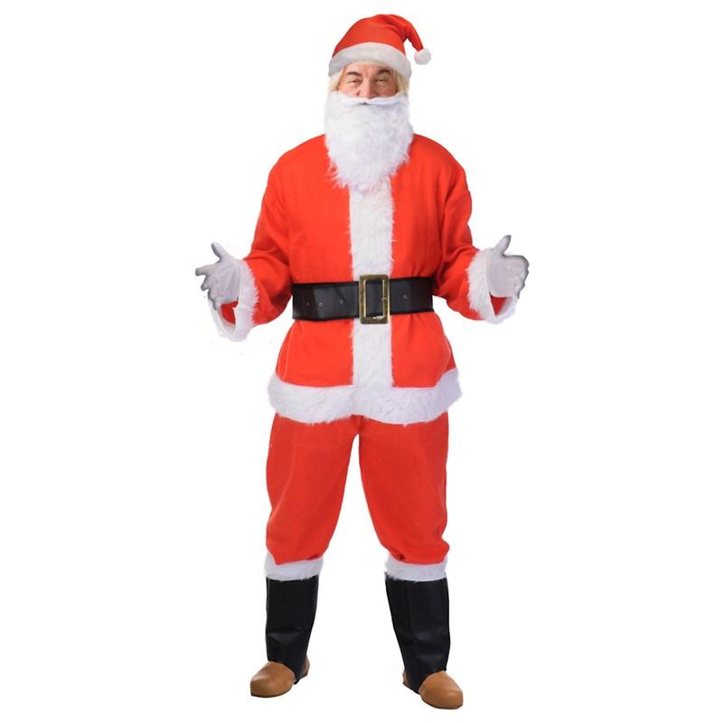 3e13f7da17ed6b Koopman Santa Claus Christmas 9 Piece Suit (AAF201240)