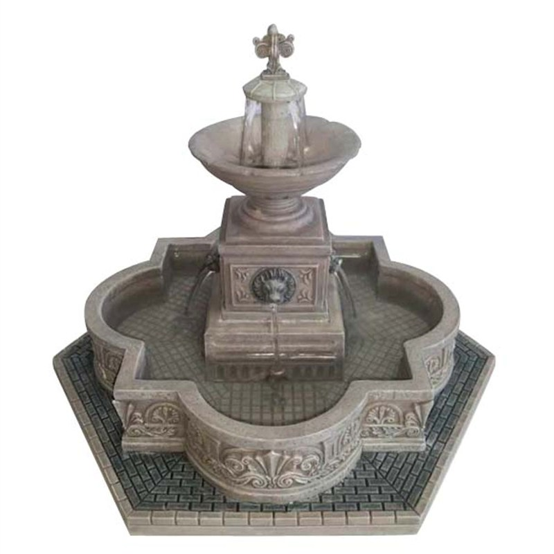 Goede Lemax Christmas Village - Modular Plaza-Fountain Accessory - 4.5V WR-96
