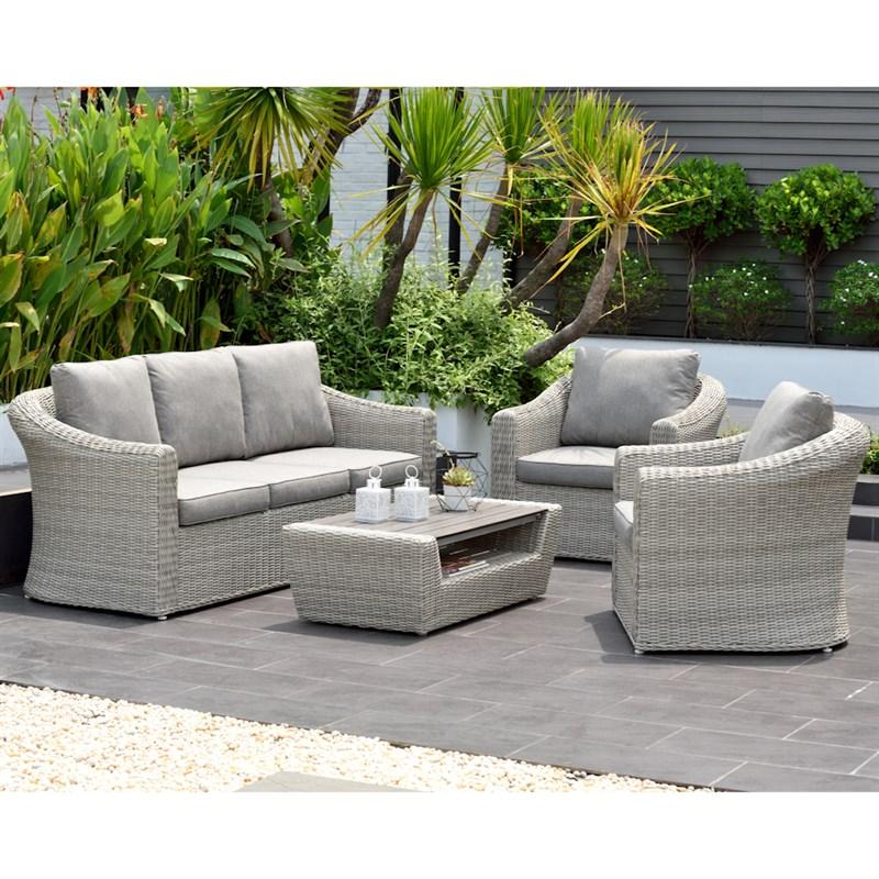 Lifestyle Garden Martinique Outdoor Garden Furniture ...