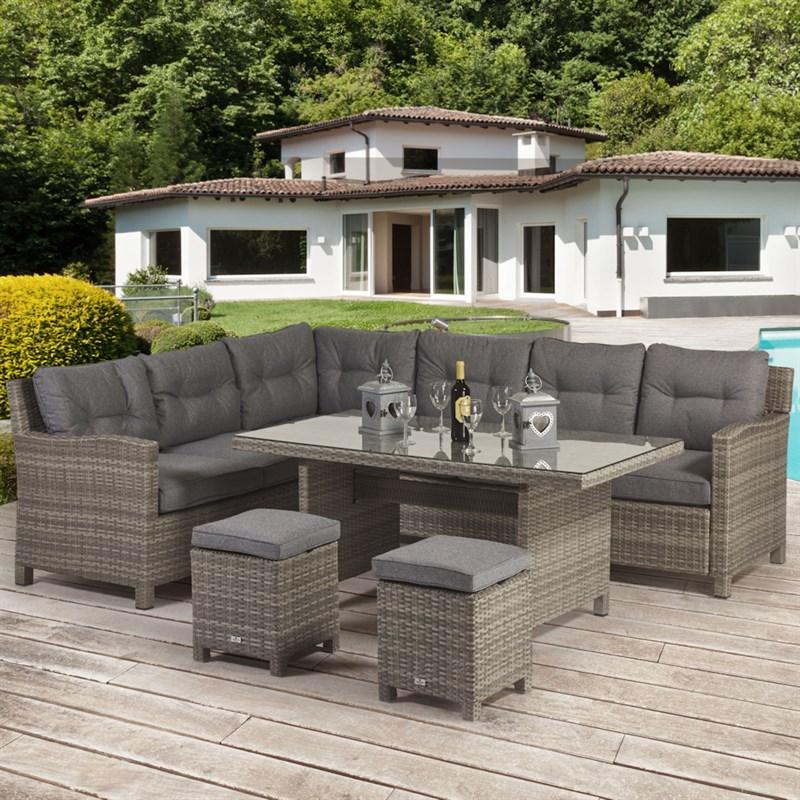 Supremo Barcelona Modular Outdoor, Modular Outdoor Furniture