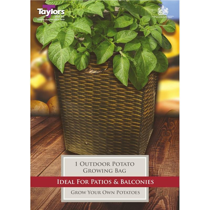 Taylors Bulbs Outdoor Potato Growing Bag (POTBAG)