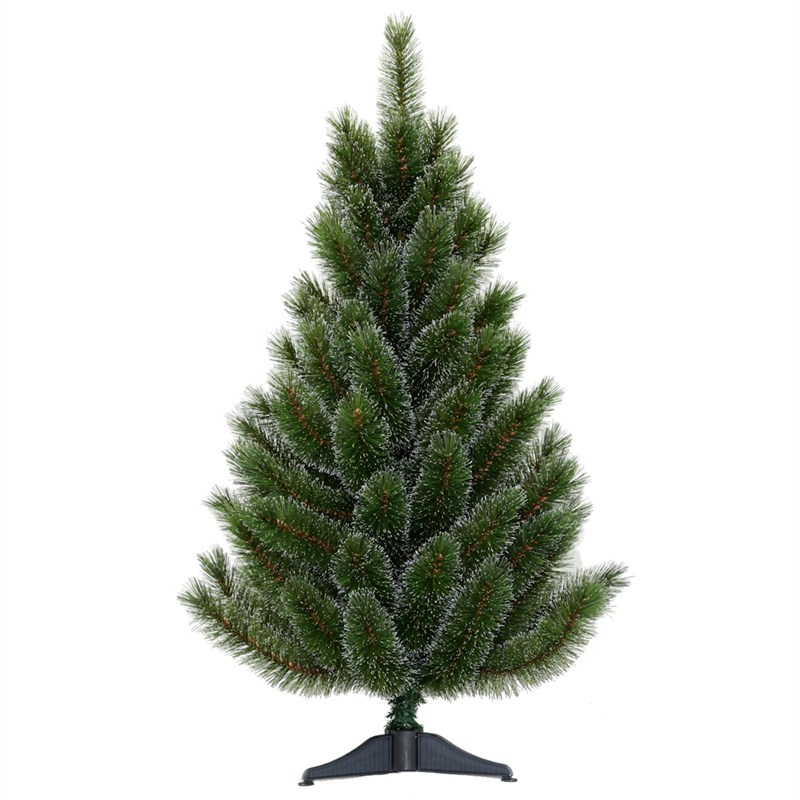 3ft Christmas Trees Artificial: Tree Classics 90cm (3ft) Green Siberian Spruce Artificial