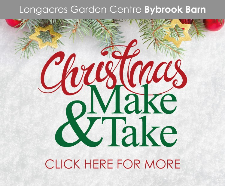 Longacres Bybrook Barn Make