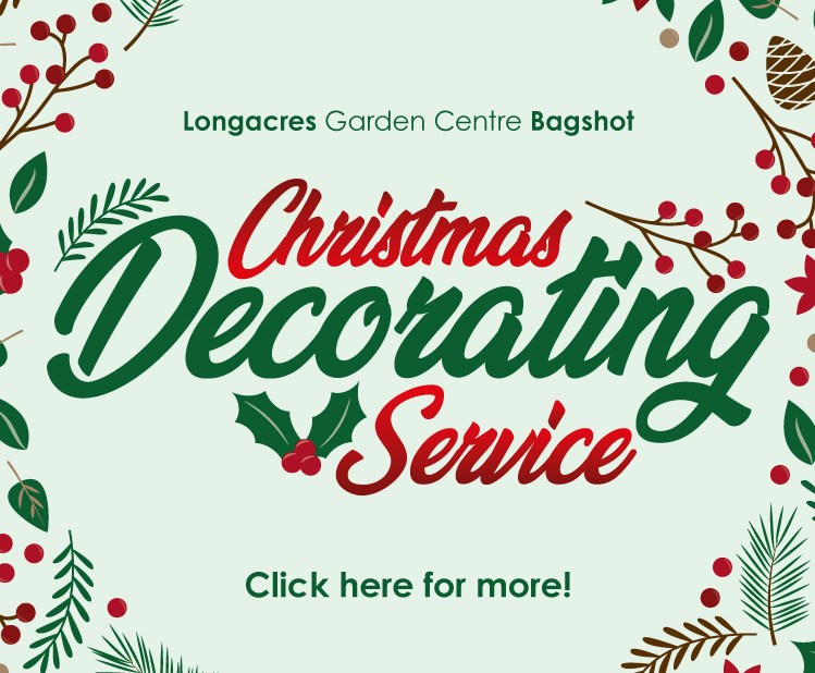 Christmas Decorating Service at Longacres Bagshot