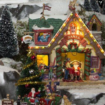 Lemax Christmas Villages & Accessories