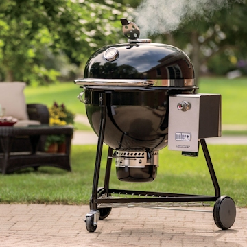 Weber World Exclusive Charcoal BBQs