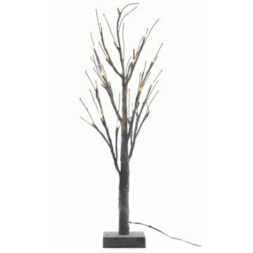 LED Twig & Blossom Christmas Trees